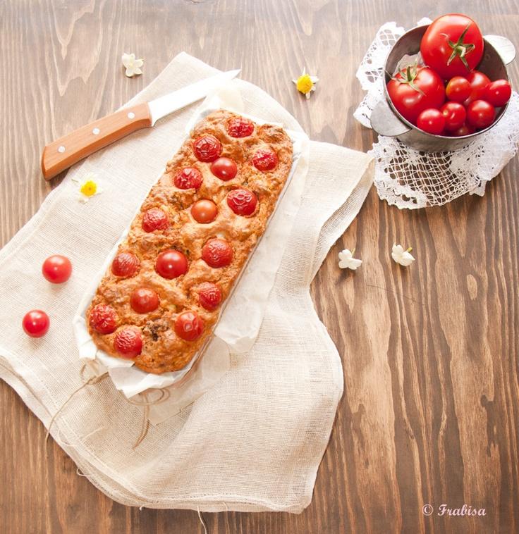 La cocina de frabisa cake de calabacines chorizo y for Chorizo canape ideas