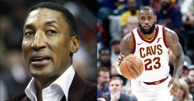 awesome Scottie Pippen says LeBron has 'probably' passed Jordan