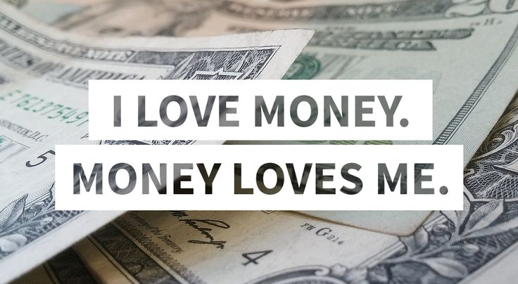 15 Money Affirmations To Attract Money Into Your Life #moneyaffirmations #lawofattraction
