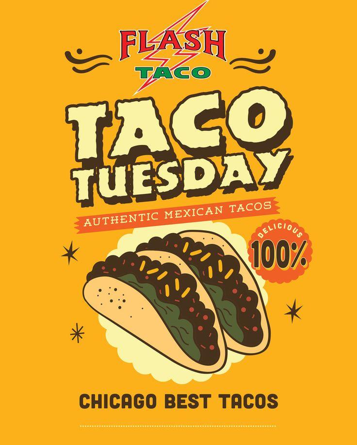 Taco Tuesday!! #FlashTacoLife #SixCorners #WickerPark #Bucktown #flashtacoss #tacotuesdays #food #instafood #dailyfoodfeed #hungry #chitown #chicago #feedfeed #foodporn #carnitas #tacosyou #tacotuesday #taco #trump #love #2017