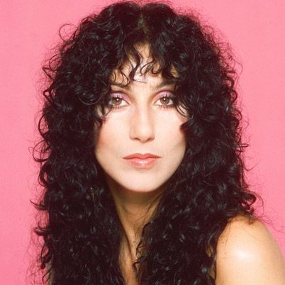 well that's a young picture of Cher.  I love her songs (I have a couple).  Favorite movie of hers is Burlesque