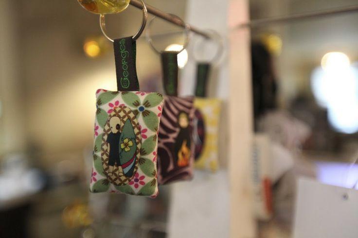 Nieuwe Collectie Sleutelhangers bij A'pril in Gent
