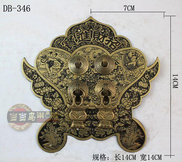 Keuken Handgrepen Koper : ladehandvat kast knoppen chinese antieke bronzen accessoires koper