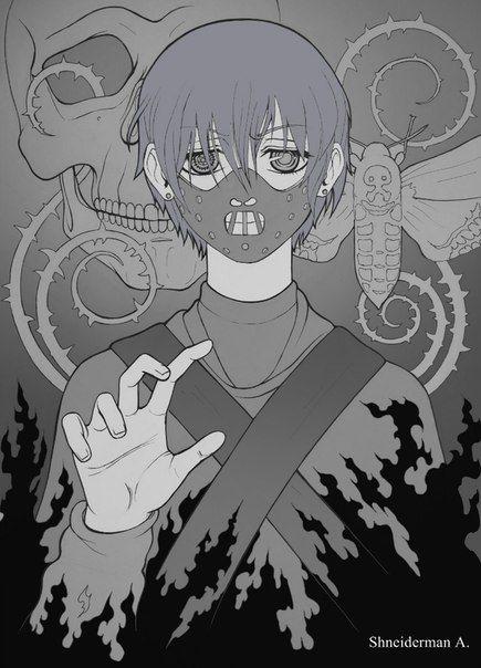 Black Butler, kuroshitsuji, Anna Shneiderman