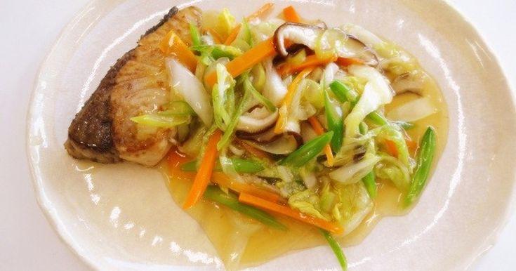 ブリのソテー♪野菜たっぷりあんかけ by 埼玉県 [クックパッド] 簡単おいしいみんなのレシピが262万品