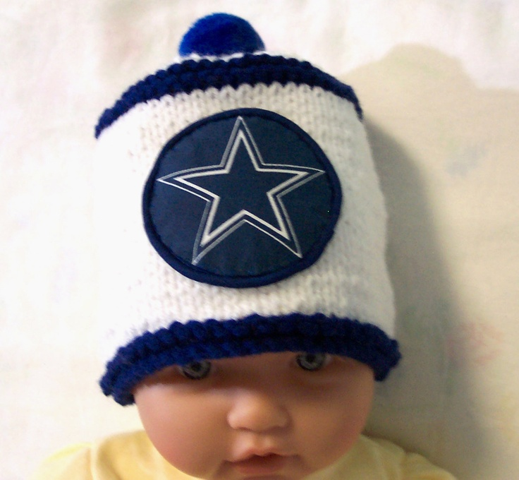 187 best dallas cowboys baby images on pinterest cowboy baby custom handmade knit nfl dallas cowboys baby by hart2hartcrafts 2599 etsy negle Choice Image