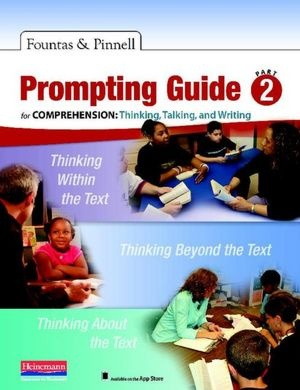 fountas and pinnell prompting guide pdf