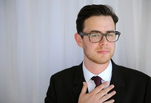 Colin Hanks. Something about him intrigues me.