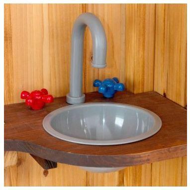 kidkraft outdoor playhouse kitchen