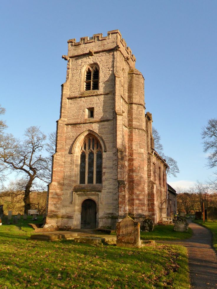 appreciatingthis: The 14th Century tower of St. Michaels parish Church, Baddersley Clinton, Warwickshire, England (All Original Photography by vwcampervan-aldridge.tumblr.com) — FUCKITANDMOVETOBRITAIN