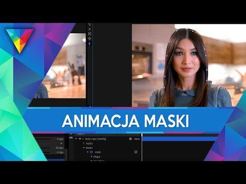 #7 HitFilm 3 Express - Animacja Maski   Poradnik ▪ Tutorial - YouTube