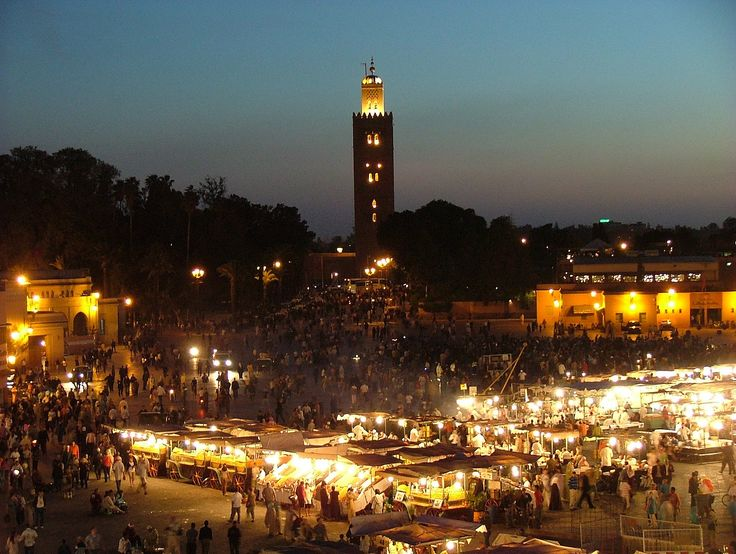 Marrakech – Must Visit Destinations In The World