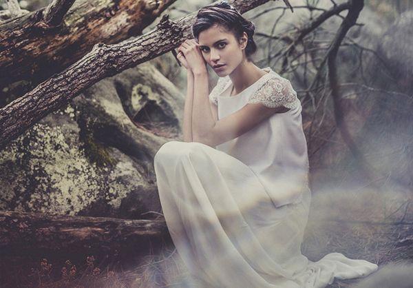 DAYDREAM LILY: laure de sagazan bridal