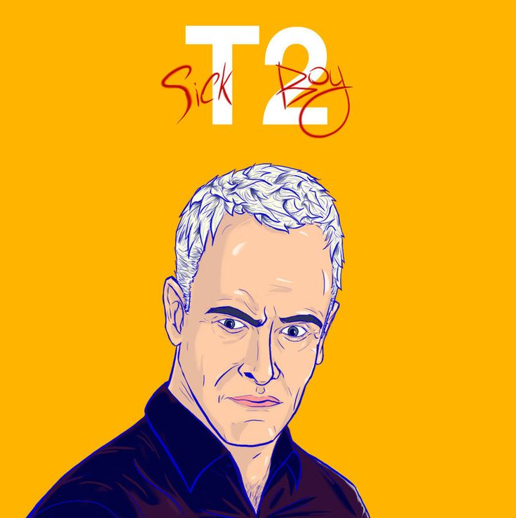 Sick Boy / Jonny Lee Miller (Trainspotting 2, Danny Boyle) by nktmrkv Кайфолом / Джонни Ли Миллер (Трейнспоттинг 2 (На Игле 2) Дэнни Бойла)