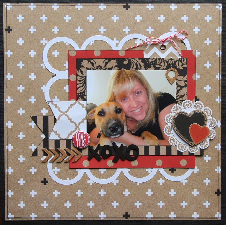 All About Scrapbooks - Kaisercraft Mix & Match by Fiona Johnstone
