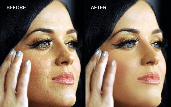 Celebrity Photos Before And After Photoshop | Photo ...