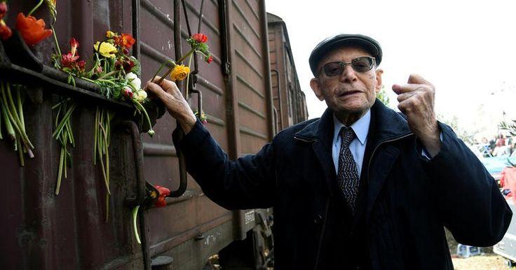 Θεσσαλονίκη: Πορεία μνήμης των Εβραίων για τα τρένα του Άουσβιτς