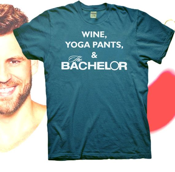 SALE Week of Premiere Only The BACHELOR TV Show by OCDtees