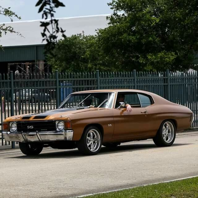 Beautiful Chevrolet Chevelle SS
