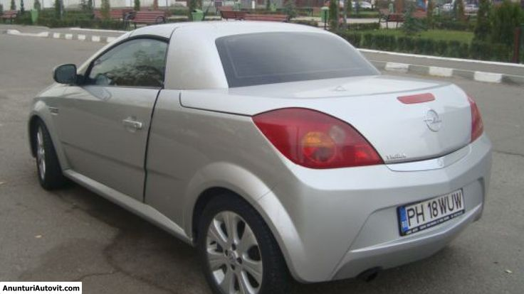 Proprietar Vand Opel Tigra Second Hand Benzina Euro 4 Inmatriculata