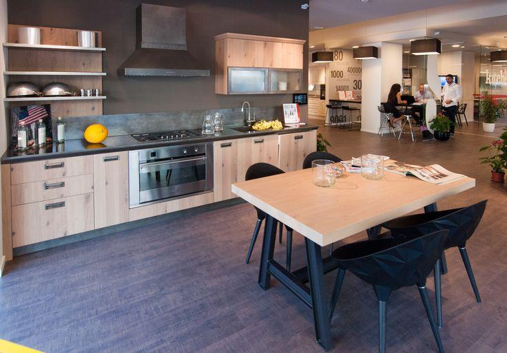 Visita lo Scavolini Store di Roma San Paolo e scopri la cucina Diesel Social Kitchen!