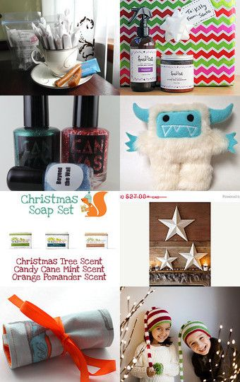 Day 15 Etsy Ontario Team's Christmas Countdown by mommyojames on Etsy--Pinned with TreasuryPin.com