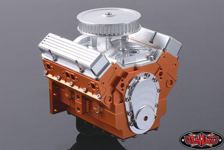 100+ Running Model V8 Engine Kit – yasminroohi