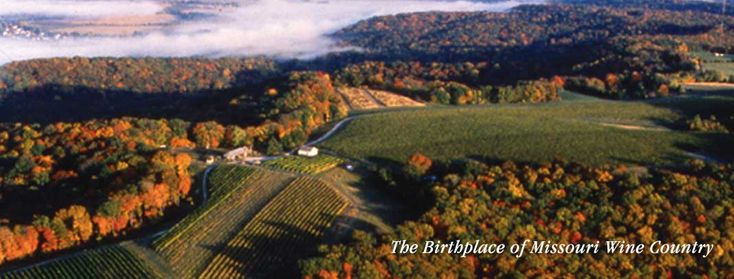 Your Wine Country Destination! Book your trip to Hermann now!