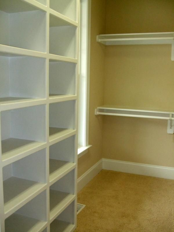 Closet Storage Ideas | Designing Your Closet Space In Your New Home