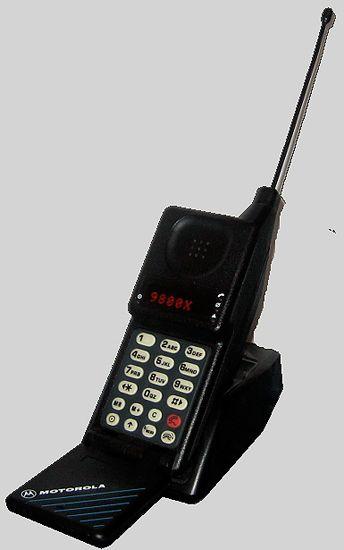 1989 - Motorola MicroTAC