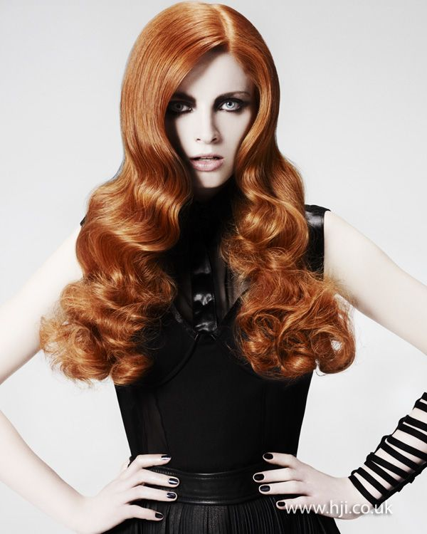 Gary Taylor 2012 North Western Hairdresser of the Year - British Hairdressing Awards 2012