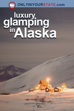 Journey | Alaska | Tenting | Glamping | Summer time | Actions | Outside | Native Fin…