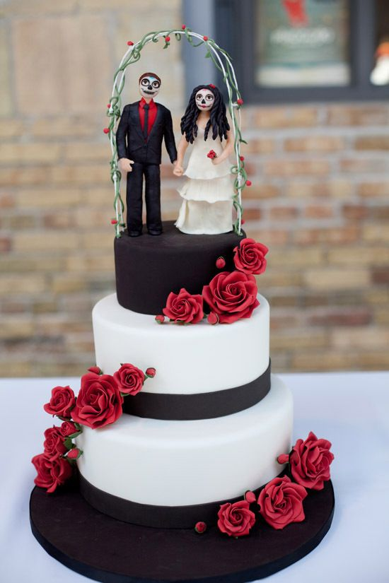 wedding cake topper malaysia 1000 images about spectacular dia de los muertos cakes on 26351