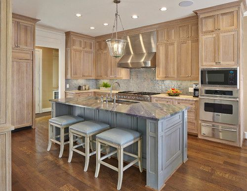 Cerused French Oak Kitchens and Cabinets - Kitchen Trend ...