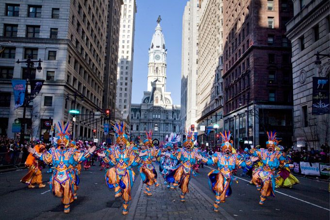 Complete Guide To The 116th Annual Mummers Parade On New Year's Day In Philadelphia