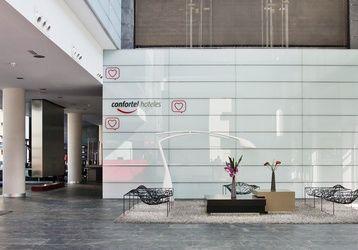 Los servicios del #Hotel #ILUNION Atrium te enamorarán. http://www.ilunionatrium.com/