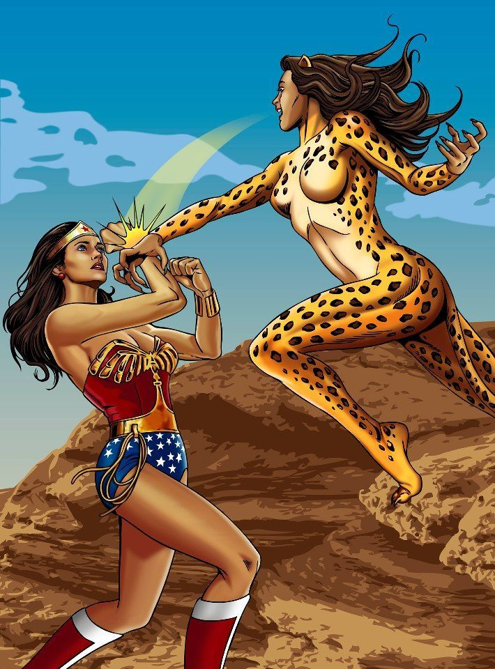 Golden Age Cheetah DC Comics - Yahoo Image Search Results