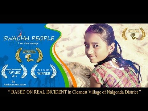 "Swachh Bharat Short film Festival 2016 | Award Winning Short film - ""SWACHH PEOPLE"""