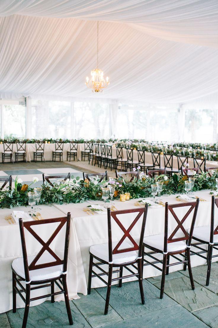 Lowndes Grove Plantation | New tent | Charleston, South Carolina | Aaron and Jillian Photography | http://www.aaronandjillian.com