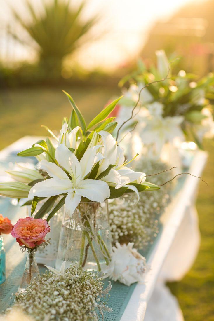 Bridal Table in dusk b