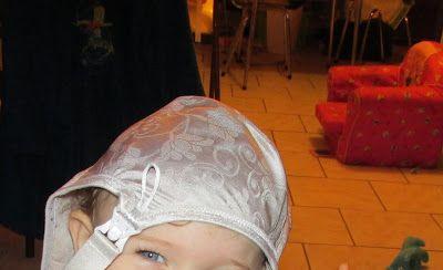 Fleur et Lumière: Violette a 16 mois aujourd'hui et essaie le soutie...