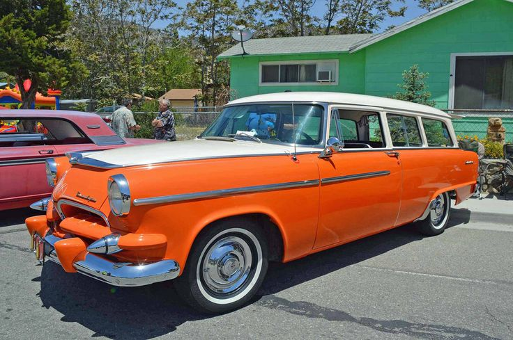◆1955 Dodge Wagon◆ Maintenance/restoration of old/vintage vehicles: the material for new cogs/casters/gears/pads could be cast polyamide which I (Cast polyamide) can produce. My contact: tatjana.alic@windowslive.com