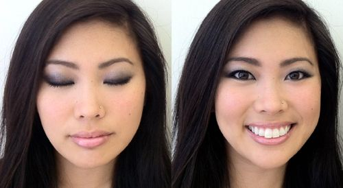 TUTORIAL :: 2 Smokey Looks for Asian Eyes using Bobbi Brown cosmetics (click for the other one!) :: I think these wold look good on anyone!