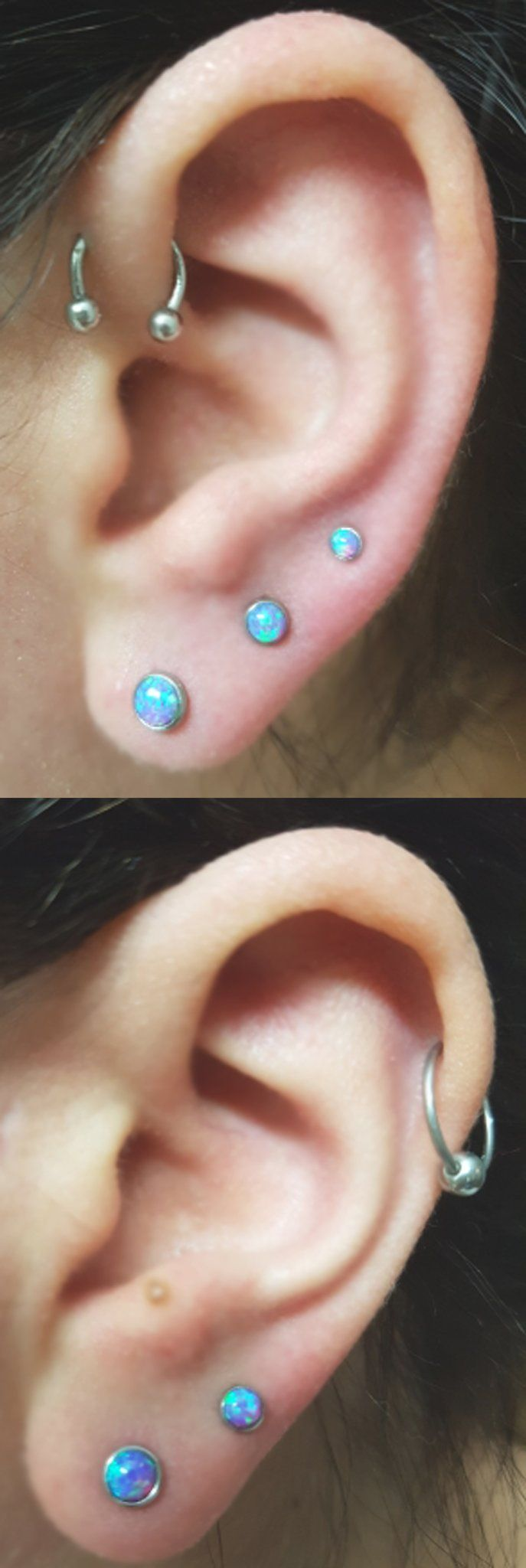 Nose piercing day 3   best Piercings images on Pinterest  Piercings Piercing ideas