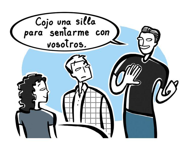 LAS REGLAS DEL JUEGO corso di lingua spagnola  per le scuole superiori  Zanichelli Editore - illustrazione digitale