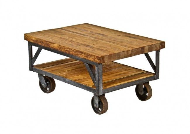 18 best industrial pallet coffee tables images on for Low lying coffee table