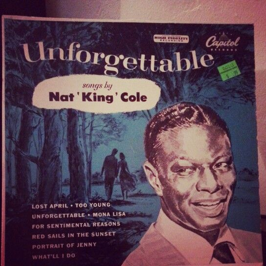 26 Best Nat King Cole Images On Pinterest Music