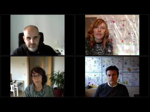 Escuelas Creativas: Visual Thinking (Webinar 5)   #EscuelasCreativasAdrià - YouTube