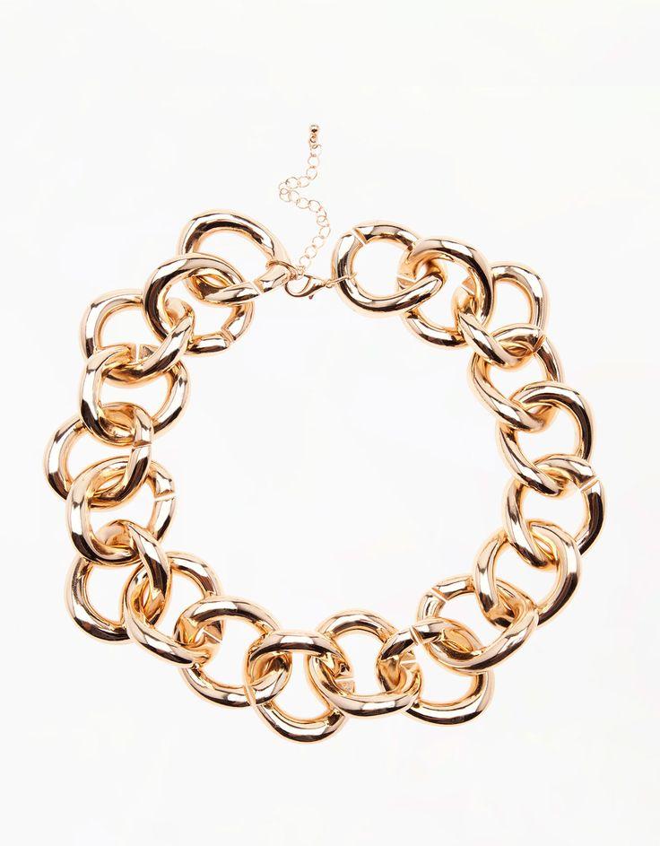 Bershka Slovenia - Chain necklace