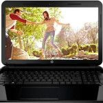 HP 15-r062tu Notebook (4th Gen Ci3/ 4GB/ 500GB/ Ubuntu) (J8B76PA) (Black) Price and Specifications
